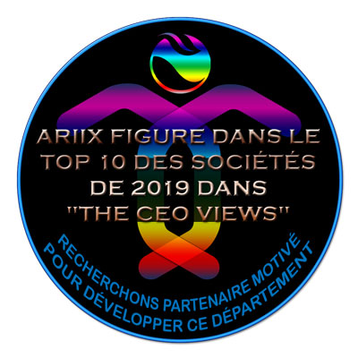 ARIIX en Top 10 CEO VIEWS Magazine